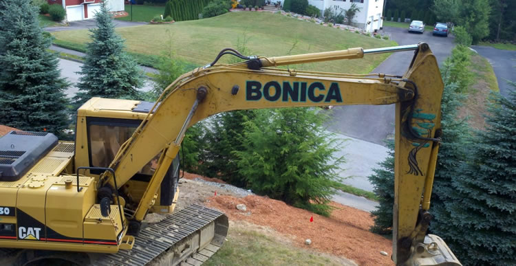 Excavating Services Middlesex County Massachusetts.