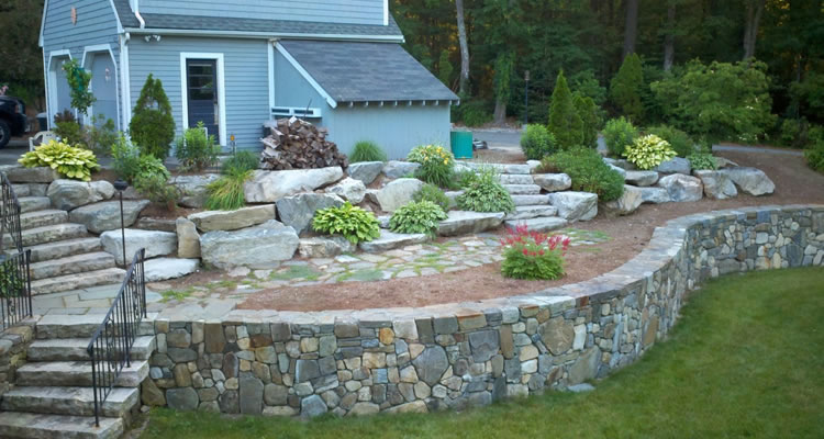 Landscaping Construction Contractor Middlesex County, MA.