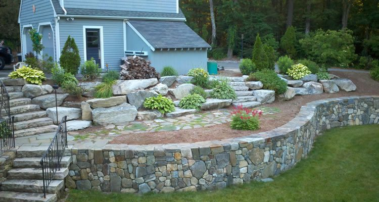 landscaping-feature