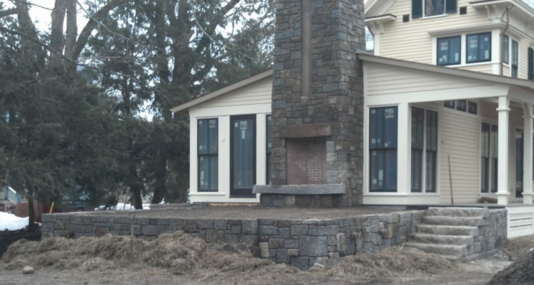 New England Stonework Masonry Contractor Middlesex County, MA.