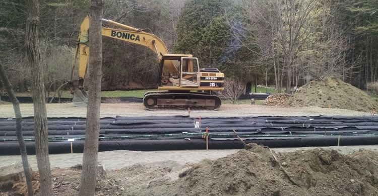 Septic System Installations Middlesex County MA.