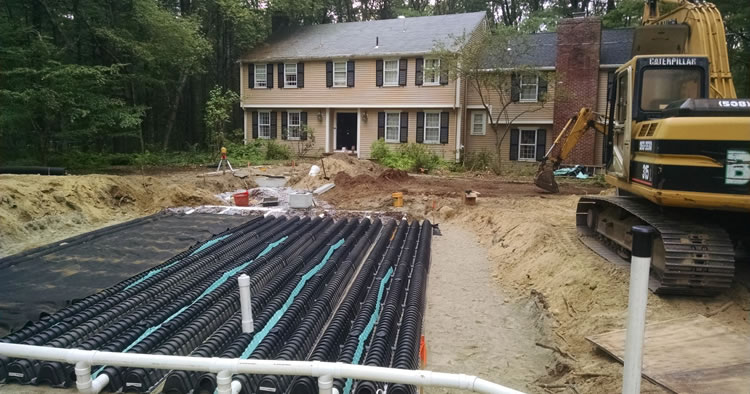Septic System Repairs in Middlesex County MA