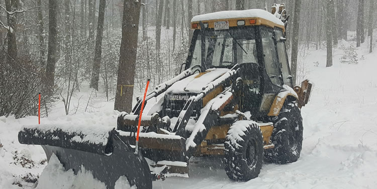 Snow Removal Services Acton MA