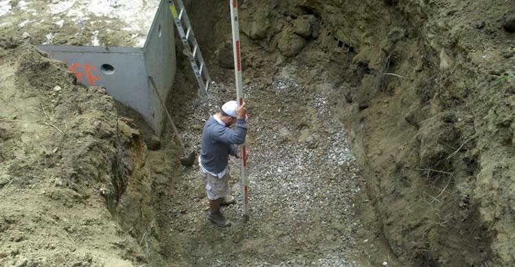 Underground Utility Installations