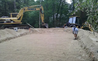 Bonica Excavation Inc. Provides Title V Septic System Inspections